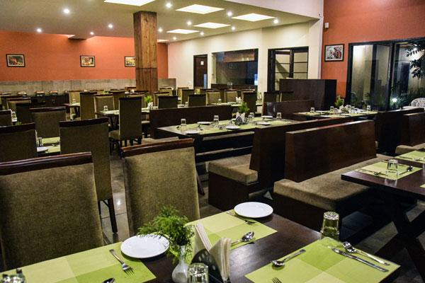 Karma Sitabani Restaurant Name