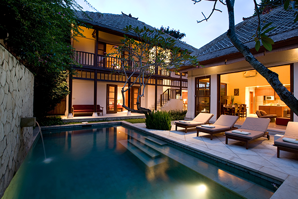 Stay in Bali for $1