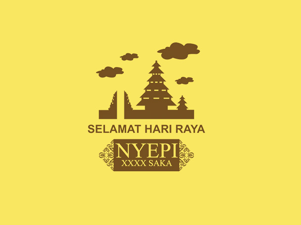 Nyepi Day at Karma Kandara