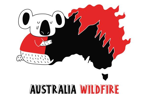 Australia Wild Fire Relief Fundraiser