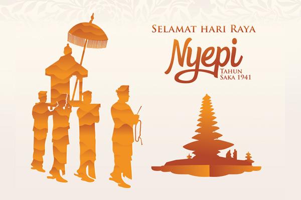 Nyepi Day at Karma Jimbaran