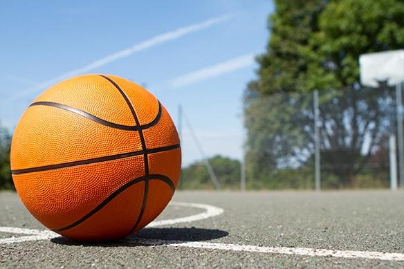 Kingsbury of Tahoe Racquetball/ Basketball Court