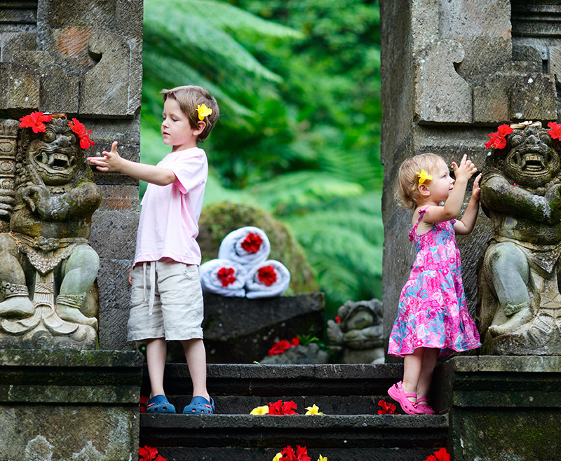 A Family Bali Experience