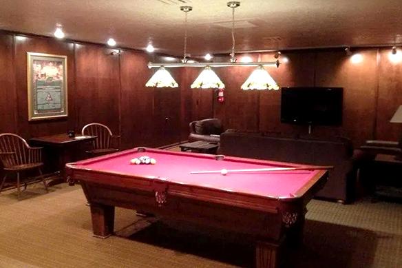Kingsbury of Tahoe Game Room