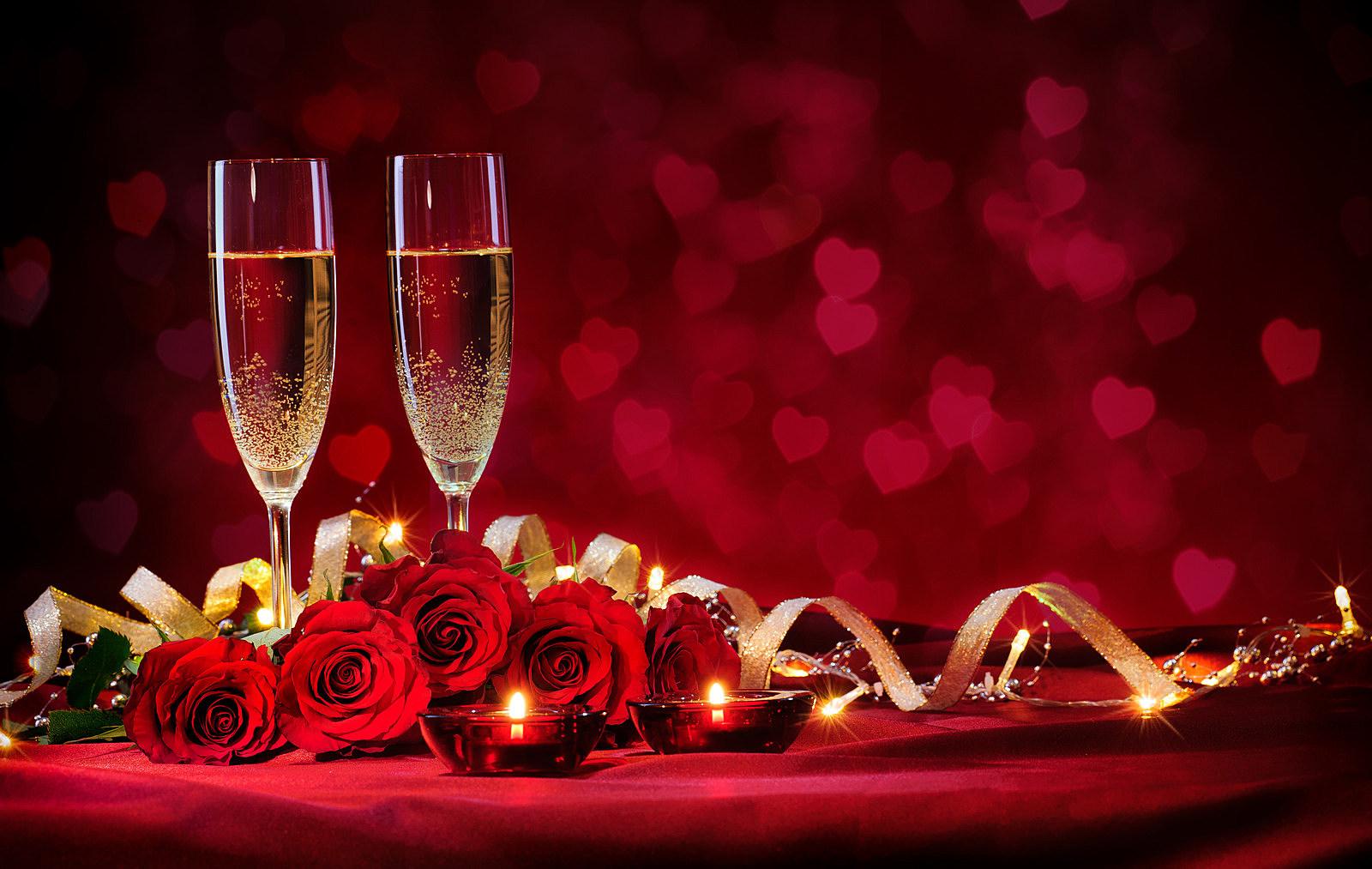 Valentine's Day at Karma Sanctum Soho