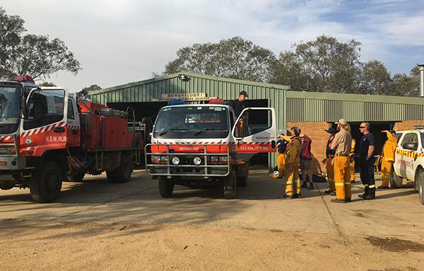 Mongarlowe Volunteer Bushfire Brigade