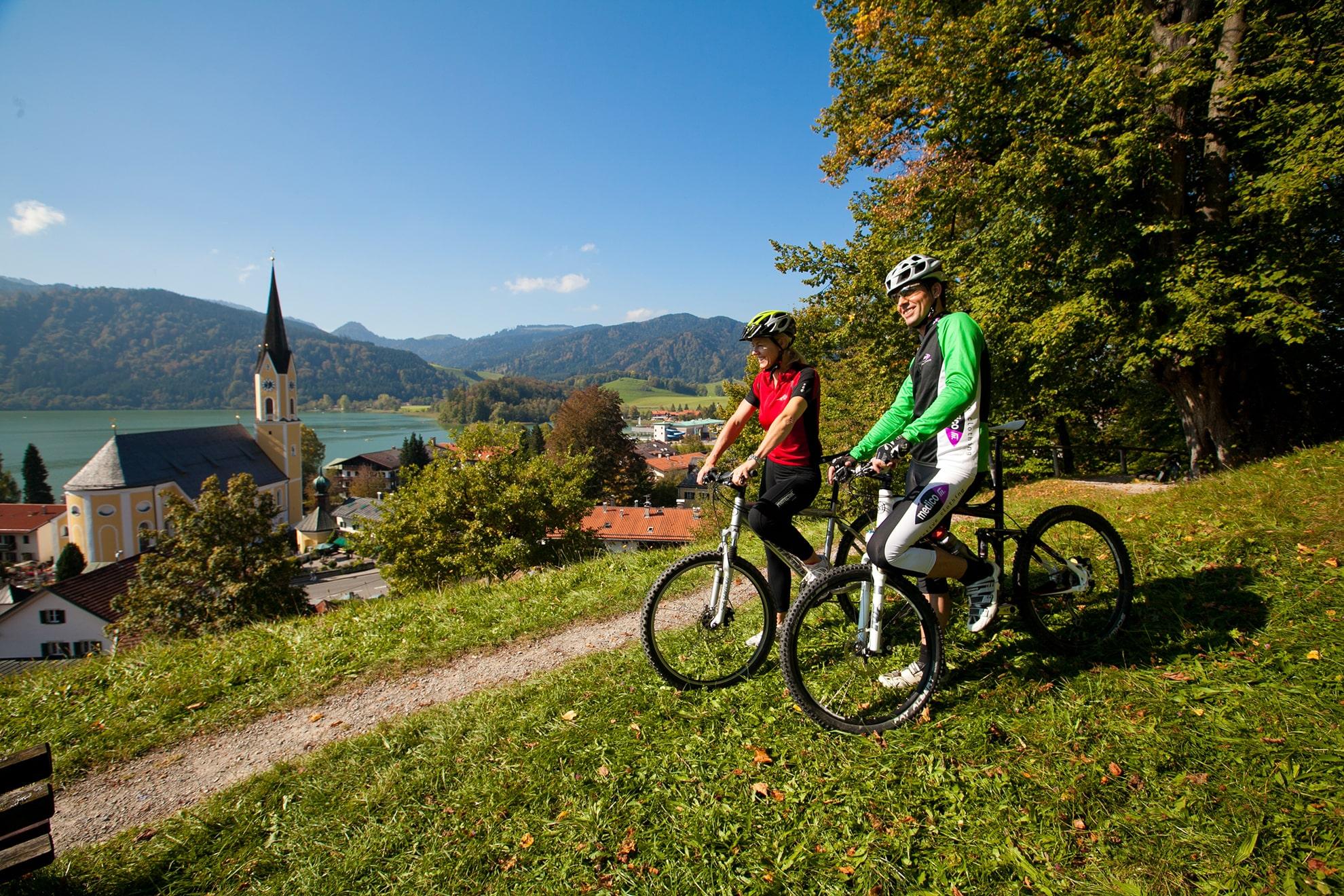 Karma Mid-Week Biking Experience