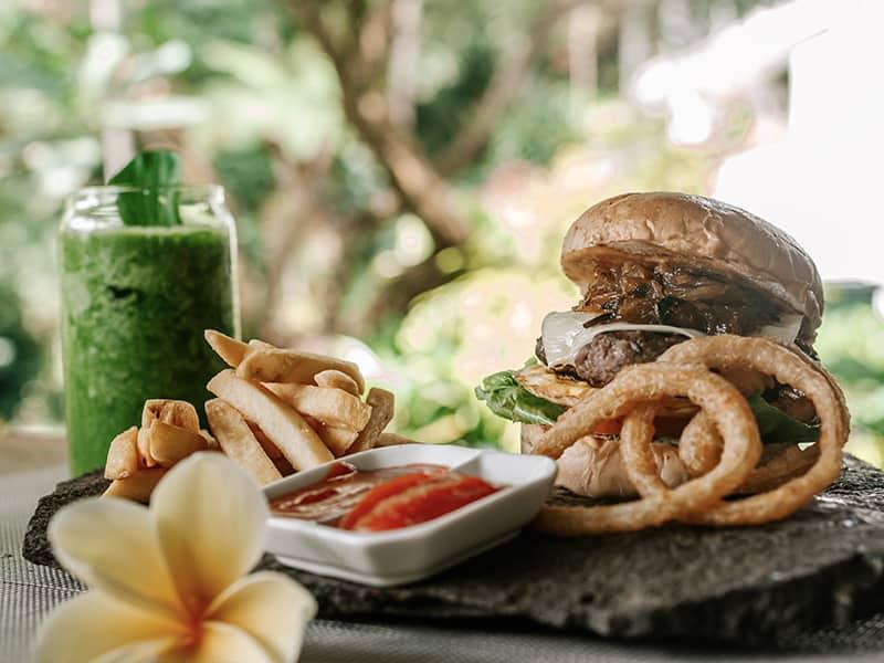 Karma Salak Restaurant
