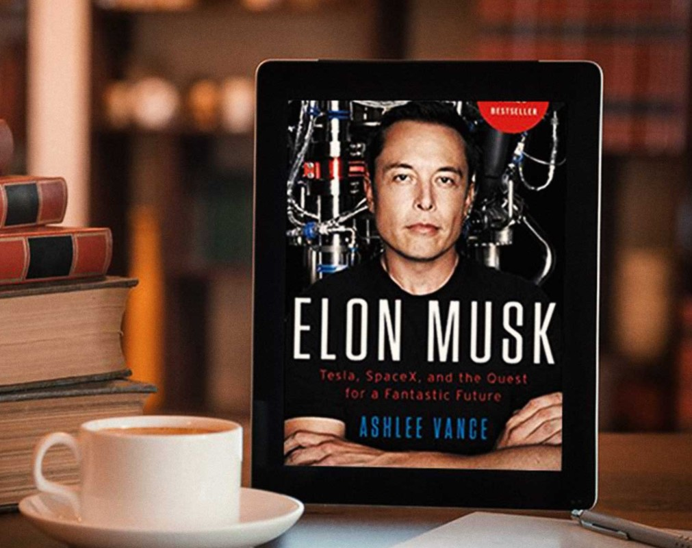 Get Inspired : 5 Business Biographies