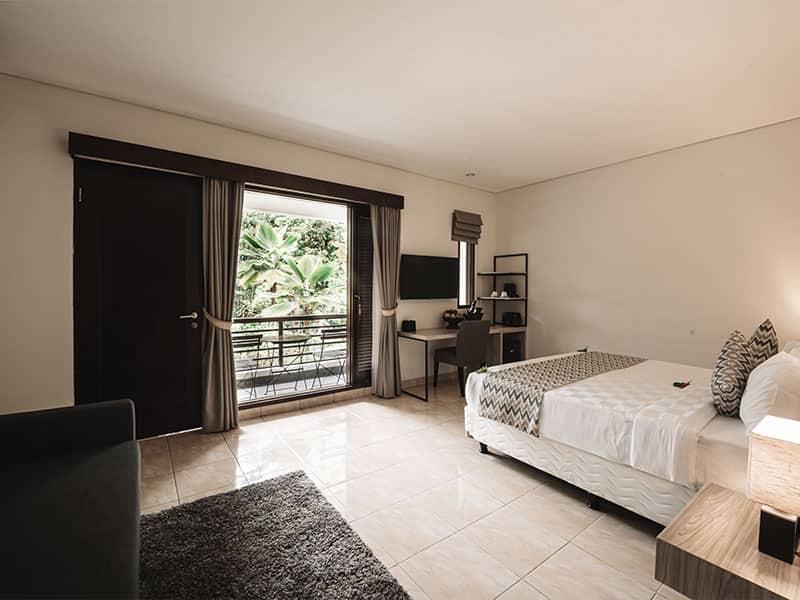 Karma Salak Hotel Unit Double