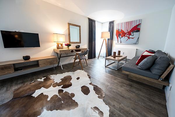 Karma Bavaria - DE Deluxe Apartment mit 2 Schlafzimmern