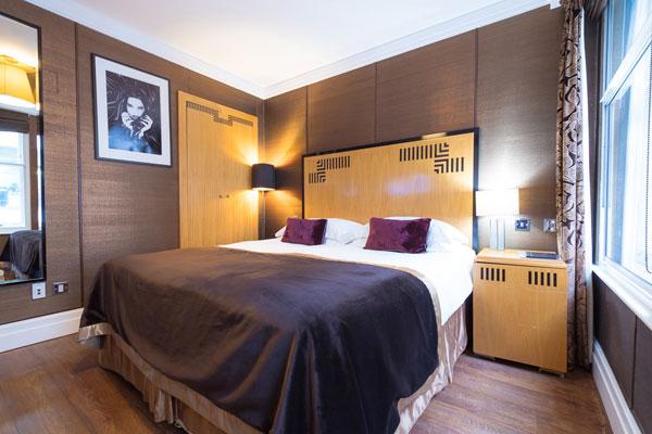 Karma Sanctum Soho Superior Compact Room