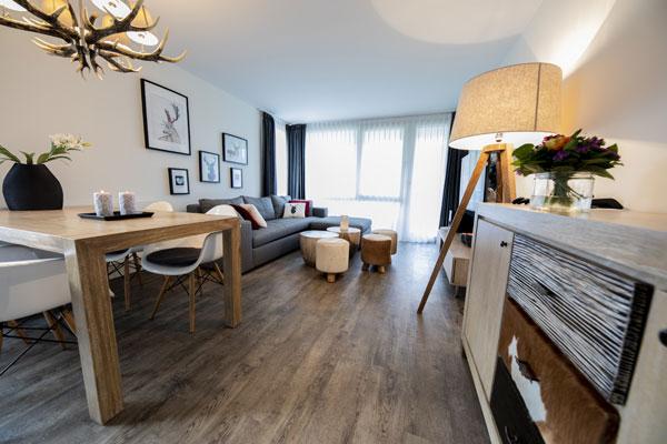 Karma Bavaria - DE Deluxe Suite mit einem Schlafzimmer