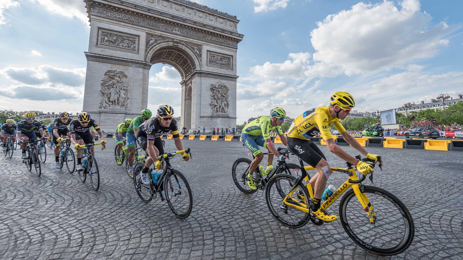 Sprint : Tour de France Quiz