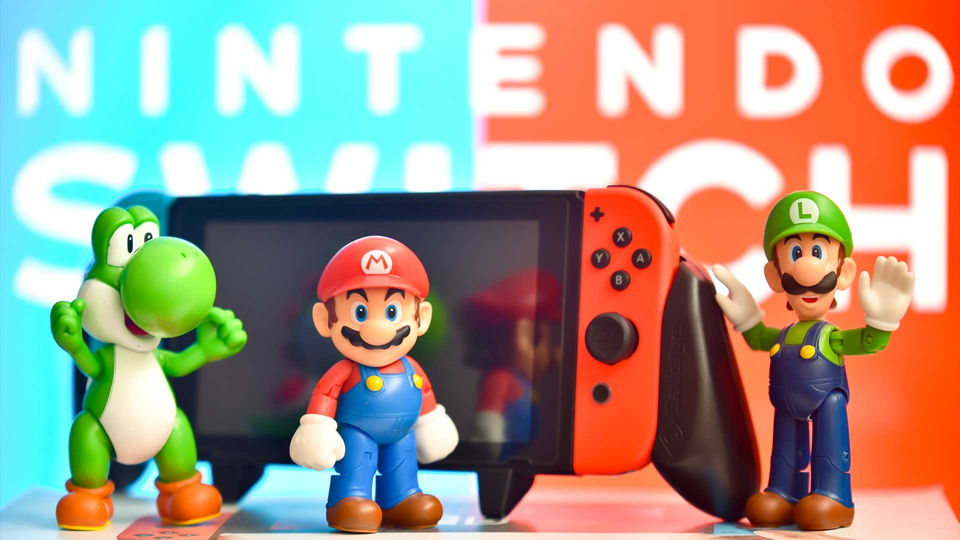 National Video Game Day : Win a Nintendo Switch!