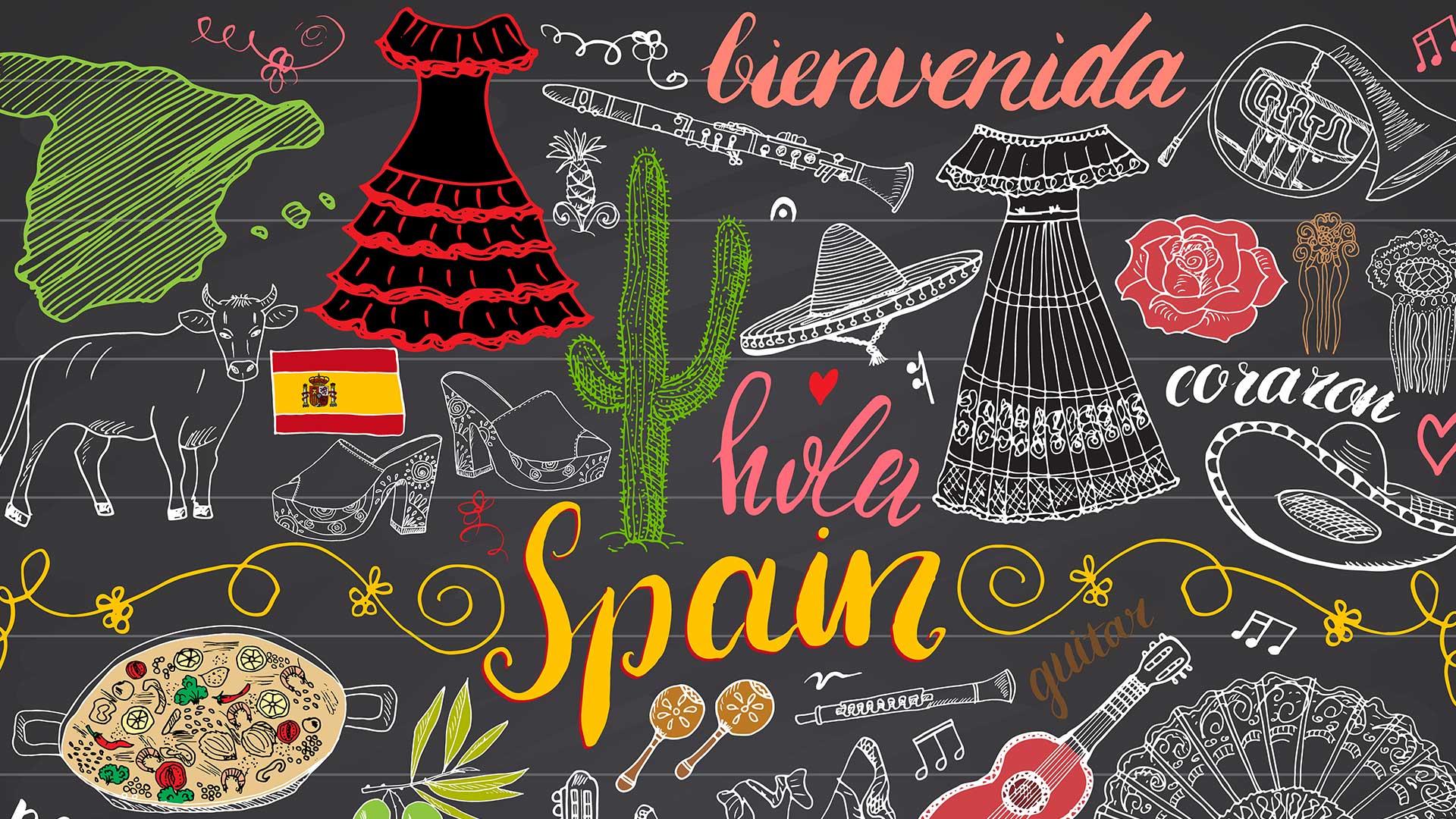 Big Fat Spanish Quiz