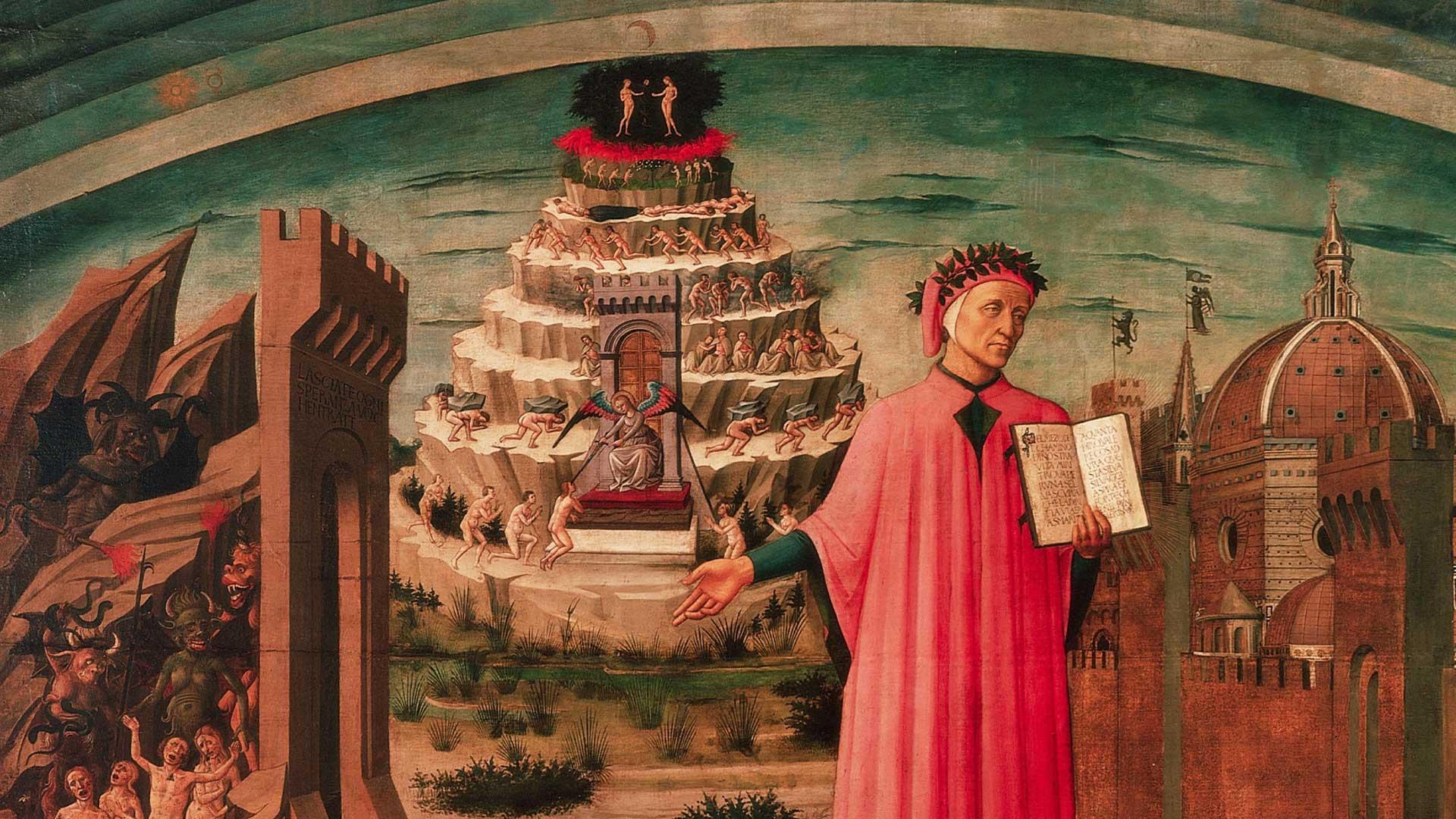 Temptations – Dante Quiz!