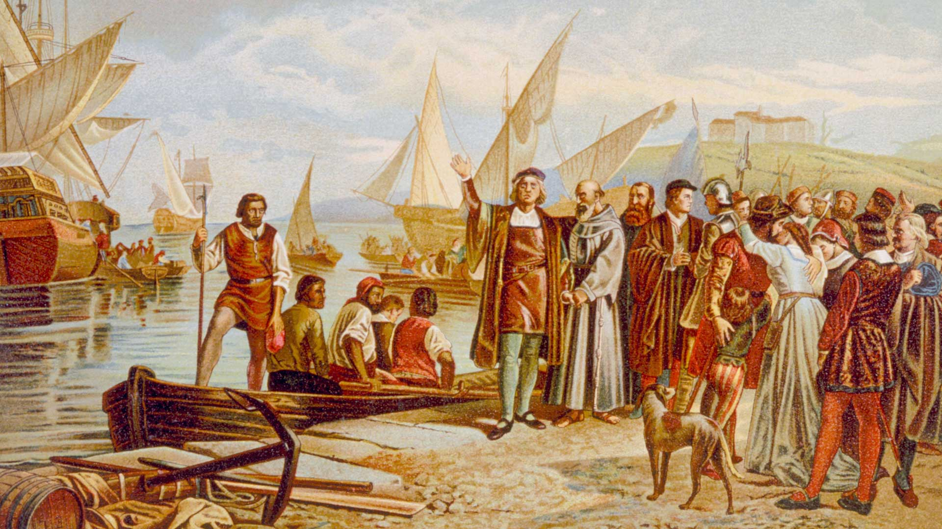 Let's Explore with Columbus Quiz