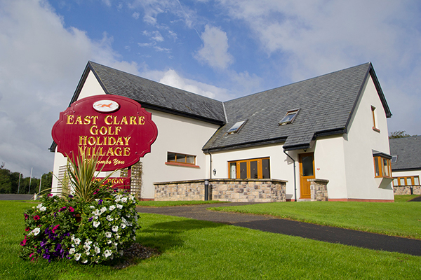East Clare Golf Village Free Parking