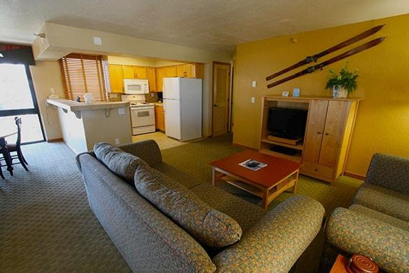 Kingsbury of Tahoe Two Bedroom Apartment