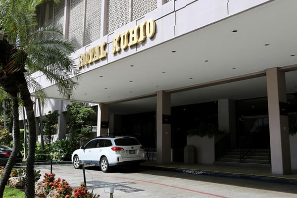 Royal Kuhio Parking