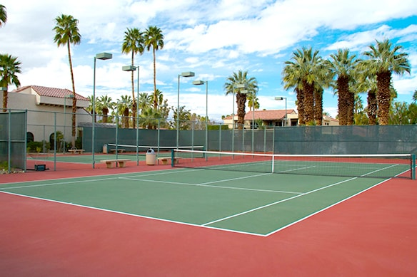 The Oasis Tennis Courts