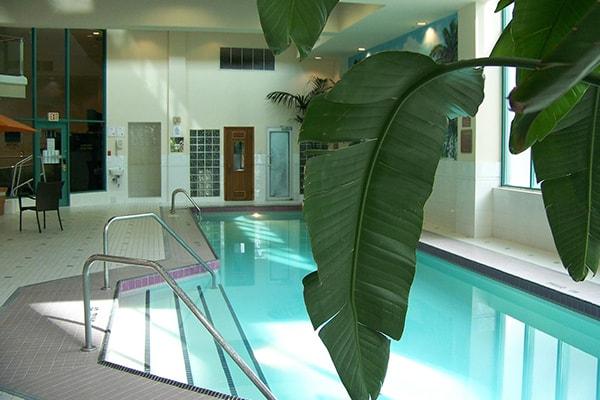 VI at Rosedale on Robson Indoor Pool