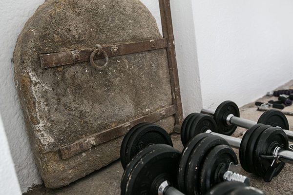 Le Preverger Private Gym