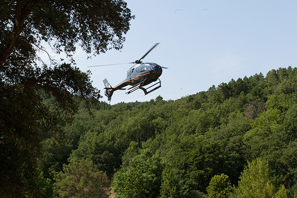 Le Preverger Private Helipad