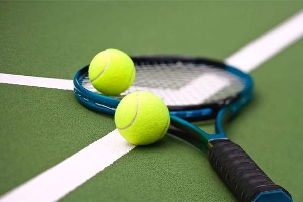 Le Preverger Tennis Court