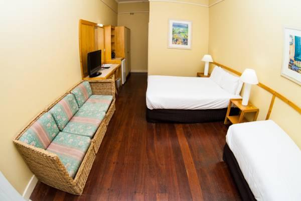 Karma Rottnest Lakeside Standard Room