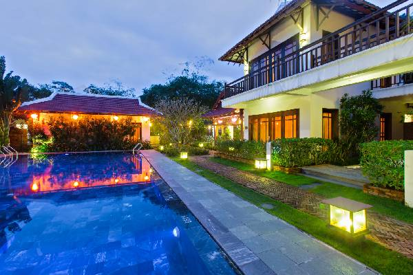 Karma Cay Tre Vietnam Deluxe Pool View