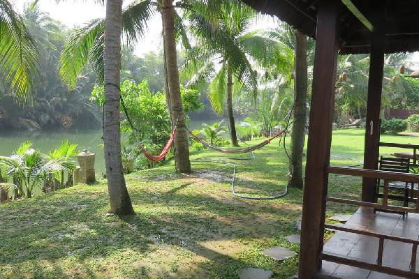 Karma Cay Tre Vietnam Suite River View