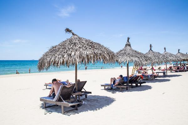 Karma Cay Tre Vietnam Cua Dai Beach