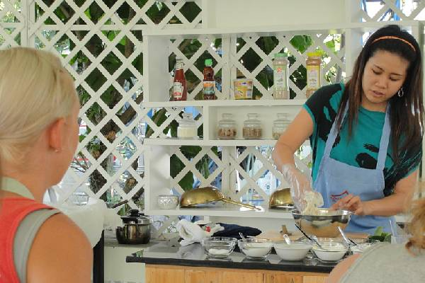 Karma Cay Tre Vietnam Family Cooking Class