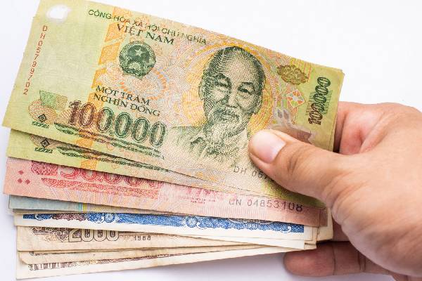 Karma Cay Tre Vietnam Foreign Currency Exchange