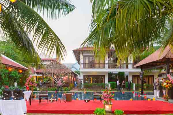 Karma Cay Tre Vietnam Poll And Bar