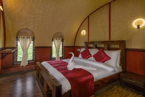 Karma Chakra Kerala Accommodation