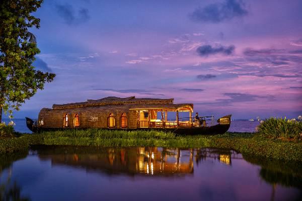 Karma Chakra Kerala House Boat