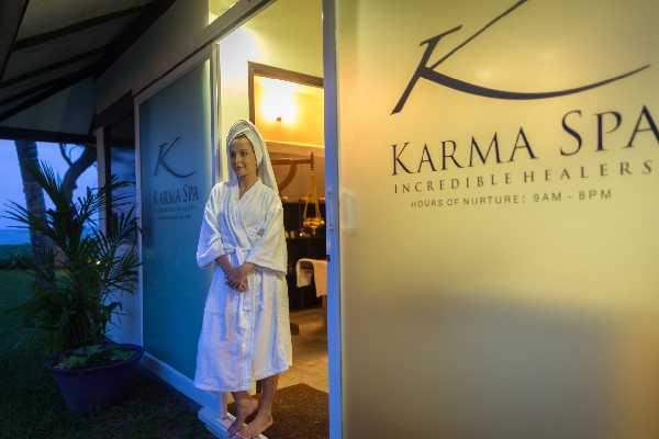 Karma Chakra Kerala Karma Spa