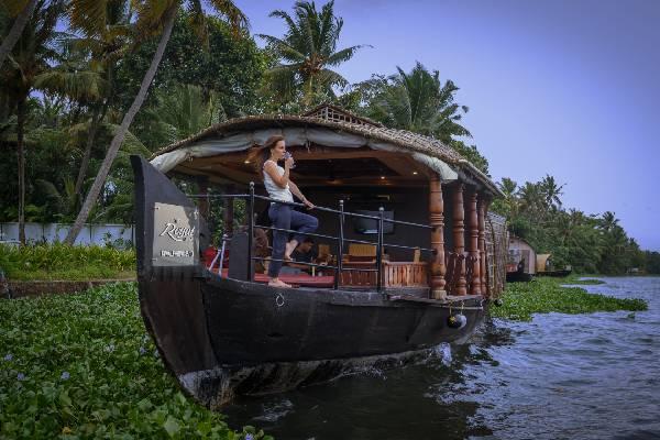 Karma Chakra Kerala Tour Desk