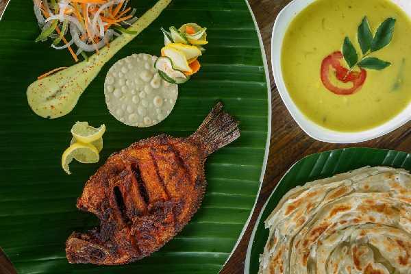 Karma Chakra Kerala Waterside Restaurant