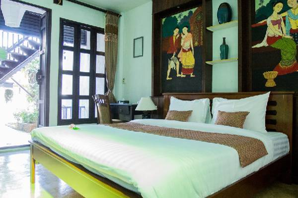 Karma Chang Chiangmai Thailand Deluxe Connecting Room