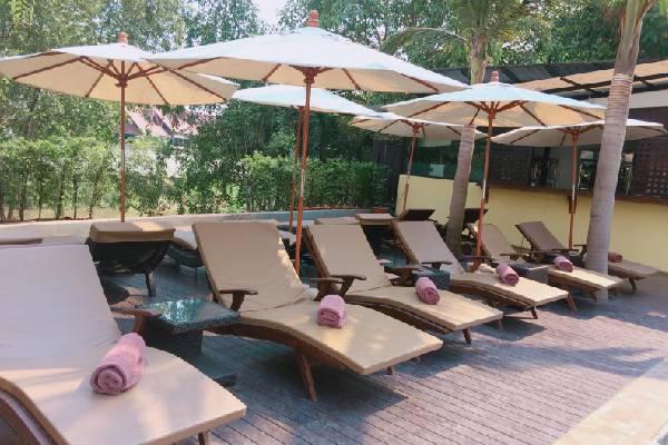 Karma Chang Chiangmai Thailand Pool