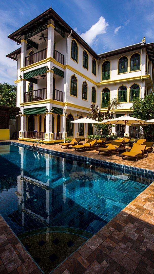 Karma Chang Chiangmai Thailand
