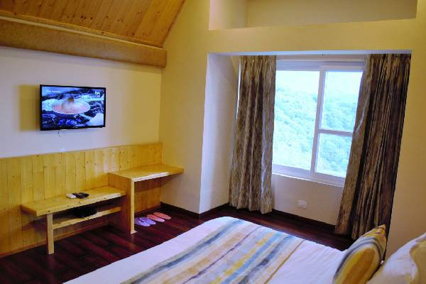 Karma Exotica Dharamshala India Valley Facing Terrace Rooms