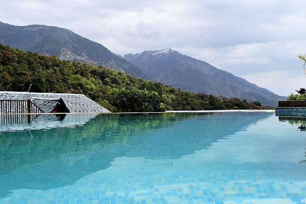 Karma Exotica Dharamshala India Pool
