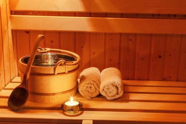 Karma Résidence Normande Sauna