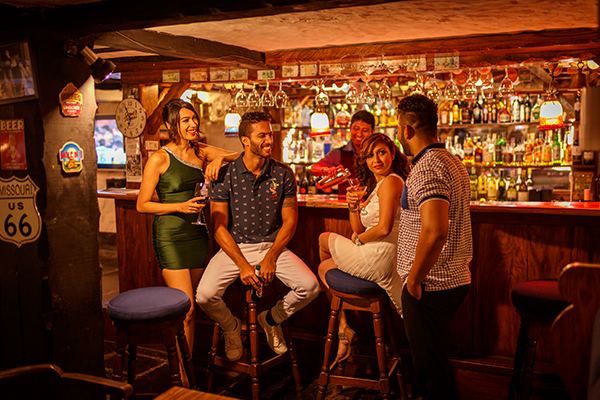 Karma Palacio Elefante Attwood's Bar