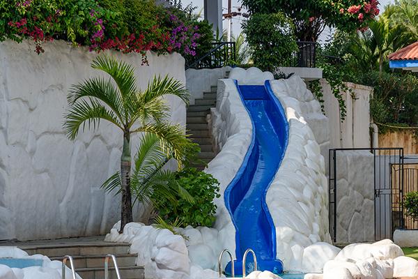 Karma Royal Haathi Mahal Pools and Aqua Slide